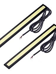 Недорогие -Автомобиль Лампы 7W COB 1800lm Фары дневного света For Универсальный
