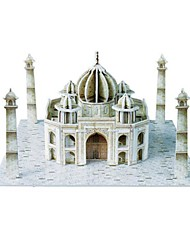 cheap -3D Puzzles The Taj Mahal India Model for Children and Adult Educational Toys(36PCS)