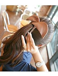 Недорогие -Новый продукт моды кролик форма уха волос когти для женщин случайный цвет