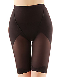 cheap -Women High Waist Slimming Shorts Firm Body Shaper Pants Control Panties Slimming Belly Waist Burn Fat Black NY012