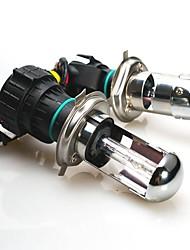 cheap -H4 Light Bulbs 35W 3200lm HID Xenon Headlamp For Honda / Toyota