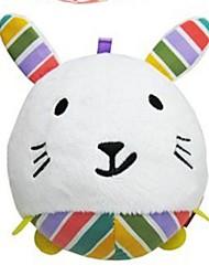 Недорогие -погремушка форма кролик ребенок шаровые мягкого хлопка игрушки