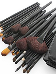 cheap -Professional Makeup Brushes Makeup Brush Set 32pcs Goat Hair / Pony / Synthetic Hair Makeup Brushes for Makeup Brush Set / Horse / Artificial Fibre Brush / Goat Hair Brush / Pony Brush