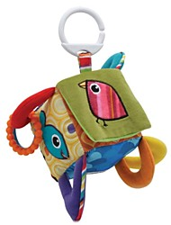 cheap -Square Shaped Lamaze Toys for Clutch Peek Cube Baby Toys