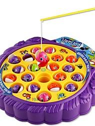 Недорогие -электрическая рыбалка машина детские игрушки (Random Color)