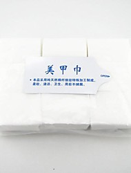 cheap -900pcs nail polish remover mini cotton pads 6x4x0 1cm piece