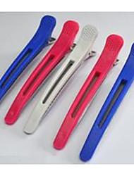 cheap -Hair Salon Discoloration Non-trace Plastic Clip