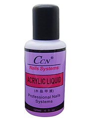 cheap -1PCS 120ml Nails Systems Cleaner Nail Acrylic Liquide
