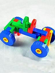 Недорогие -охрана окружающей среды нетоксичен дети пластиковые собраны строительные блоки