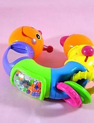 cheap -Baby  Caterpillar Shape Rattles Toys Pram Crib Activity Soft Toys