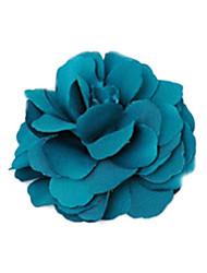 Недорогие -ретро моды леди стиле цветок заколки случайный цвет