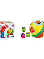 Недорогие -Сферическая форма дети Buliding блоки игрушки