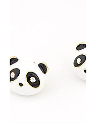 cheap -Earrings Panda Animal Ladies Personalized Classic Fashion Earrings Jewelry For Party