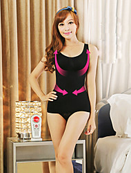 cheap -Women Push-Ups Breast Body Shaper Waistcoat Sex V-Neck Underwear Vest Slimming Waist Black NY068