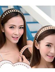 cheap -Fashion Broadwide Crystal Headbands Hair Accessories Random Color