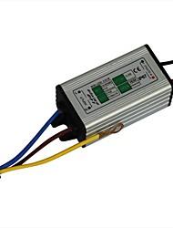 Недорогие -jiawen 10w 1500ma привело электропитание ac85-265v алюминия привело постоянного тока адаптер адаптер трансформатора (DC 18-36v выход)