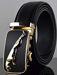 cheap -Men's Party / Evening / Stylish / Luxury Buckle - Solid Colored Formal Style / Stylish