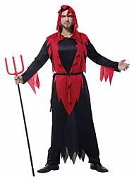 cheap -Vampire Cosplay Costume Men's Halloween Carnival Festival / Holiday Polyester Men's Carnival Costumes