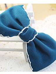Недорогие -корейский лук аксессуары для волос головной убор шпилька сторона клип утконос клип сорт ткани случайный цвет