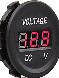 cheap -DC 12V-24V Car Digital LED Voltage Electric Volt Meter Monitor Indicator Tester