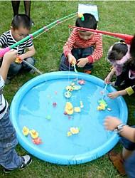 Недорогие -пять уток упаковать крючок утка партия игры водные игрушки