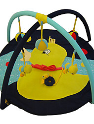 cheap -Soft Crawling Play Mat Yellow Duck Carpet for Kids