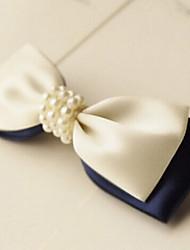 Недорогие -кольцо жемчужина шпильки волос смычка украшен морской случайную поставку