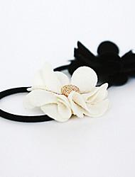 Недорогие -ромашки цветок ленты для волос случайный цвет