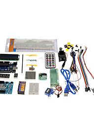 abordables -kt0001 r3 kit d'apprentissage du démarreur uno pour cartes Arduino officielles multicolore