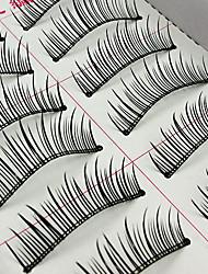 cheap -Eyelash Extensions Makeup Tools False Eyelashes Volumized Natural Fiber Daily Natural Long - Makeup Daily Makeup Cosmetic Grooming Supplies
