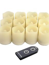 cheap -1.5 W LED Candle Lights - 1 LED Beads High Power LED Decorative 3 V