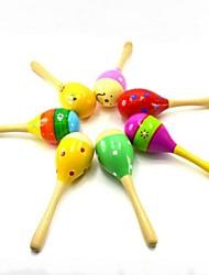 cheap -Children  Wooden Hammer Sand Toys (Random Color)