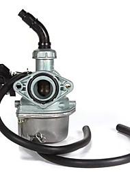 cheap -PZ19 Cable Choke Carburetor For ATV Quad TAOTAO Honda Dirt Pit Bike Apollo KLX110 CRF70CC
