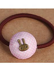 Недорогие -сладкие конфеты гриб головой точка кролик волос веревки