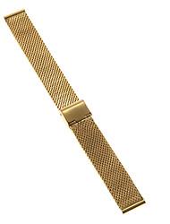 Недорогие -Ремешки для часов Нержавеющая сталь Аксессуары для часов 0.047 Высокое качество