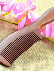 cheap -High Quality Red Sandalwood Wooden Comb