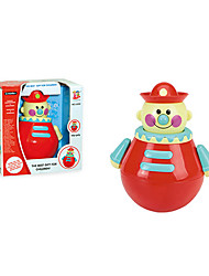 cheap -Snowman Shape Kids Baby Ring Bell Toys