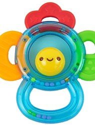 cheap -AB Little Sun Baby Teething Teether Toy Gift BPA Free