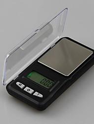 Недорогие -мини электронные весы макс 500г точность 0,01 г модель прямоугольной коробки