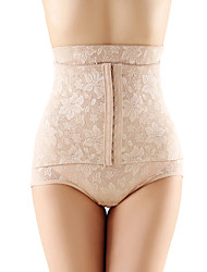 cheap -Body Shaper Breathable High Waist Slim Hips Lift Up Abdomen Contorl Briefs Pants Skin