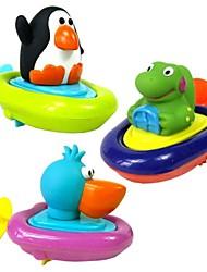 Недорогие -животные модели лодки весло ребенок Bathtime водные игрушки (случайный цвет)