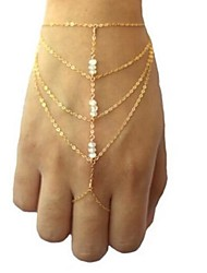 cheap -Women's Fashion All-match Synthetic Quartz Even the Refers to the Bracelet
