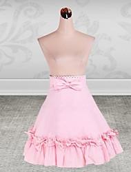 cheap -Sweet Lolita Dress Cotton Skirt Cosplay Medium Length Costumes