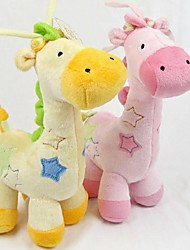 cheap -Stuffed Animal Baby Music Toy Giraffe Cotton Adults' Toy Gift