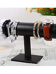 cheap -Flower Jewelry Displays - Leather, Wood Fashion Black 5 cm / Women's