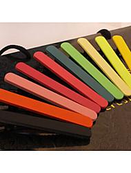 Недорогие -конфеты цвет заколки цвет матовое край клипа случайной доставки