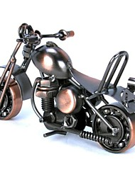 cheap -Handmade Metal Art Craft Model Gift Motorcycle Motor Bike Toy
