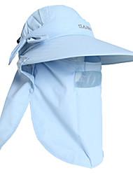 Недорогие -нейлон PGM женщин + дышащий свет сетка синий непроницаемый анти-УФ-гольф шляпу от солнца