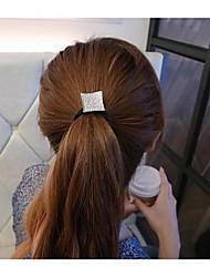 Недорогие -сладкий квадратная форма кристалла волосы связывает случайный цвет