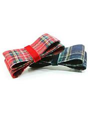 Недорогие -Европейский стиль бантом повязки заколки случайный цвет